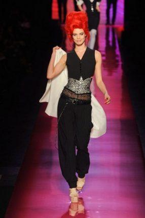 Jean Paul Gaultier collezione abbigliamento primavera estate 2012