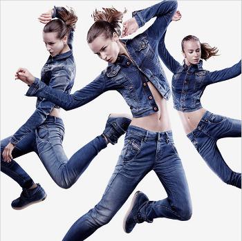 Jogg Jeans di Diesel collezione Primavera Estate