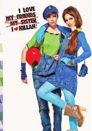 Killah collezione abbigliamento primavera estate 2012