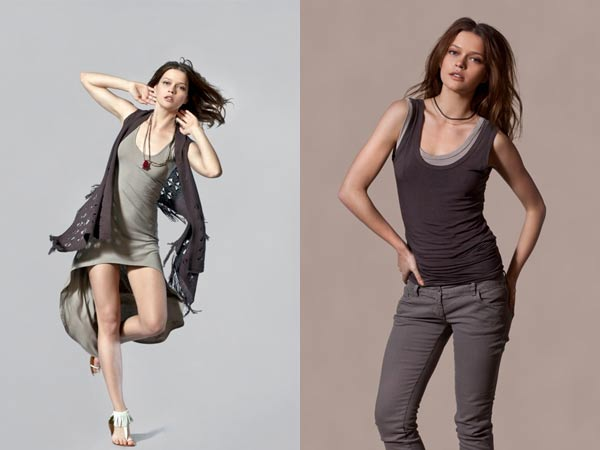 Kontatto collezione abbigliamento primavera estate 2012-1