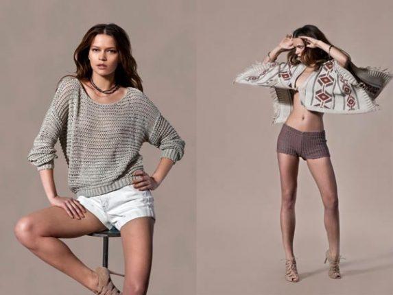 Kontatto collezione abbigliamento primavera estate 2012