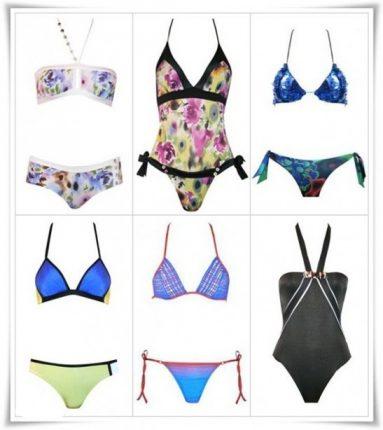La Perla collezione bikini costumi da bagno 2012-2