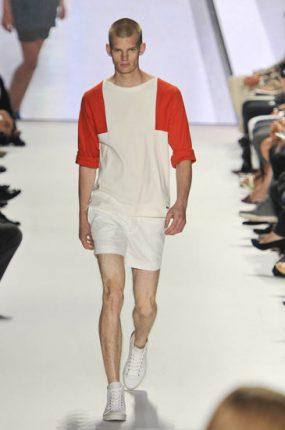 Lacoste collezione moda abbigliamento primavera estate 2012-1