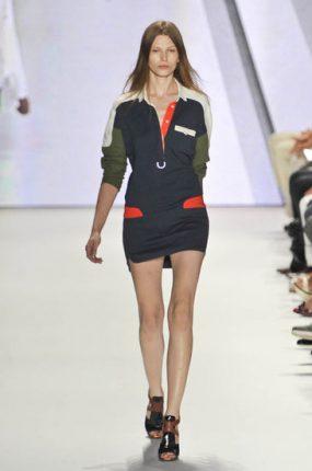 Lacoste collezione moda abbigliamento primavera estate 2012-2