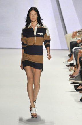 Lacoste collezione moda abbigliamento primavera estate 2012