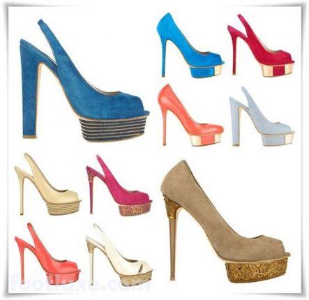 Le Silla collezione scarpe donna primavera estate 2012-1