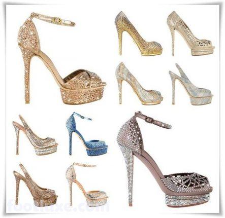 Le Silla collezione scarpe donna primavera estate 2012-2