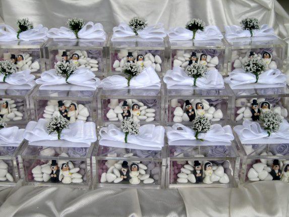 Le bomboniere matrimonio grattacapo per la sposa