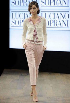 Luciano Soprani abbigliamento donna primavera estate 2012-1