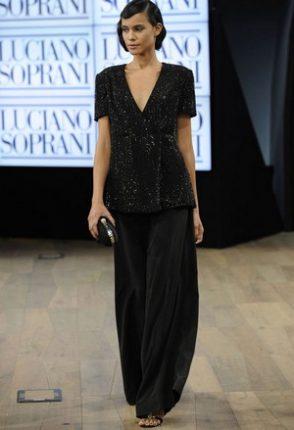 Luciano Soprani abbigliamento donna primavera estate 2012-3
