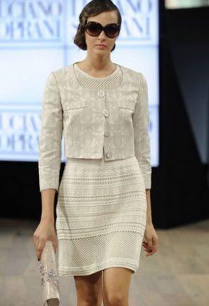 Luciano Soprani abbigliamento donna primavera estate 2012