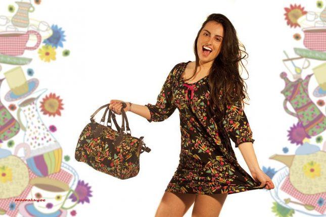 Mamatayoe collezione abbigliamento ed accessori  moda  primavera estate 2012