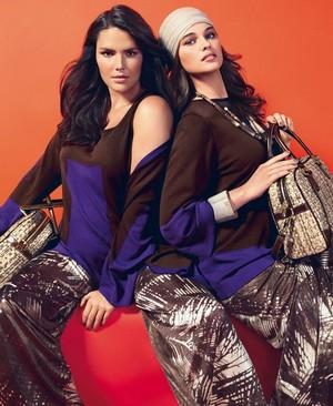 Marina Rinaldi collezione abbigliamento  moda fashion primavera estate 2012-1