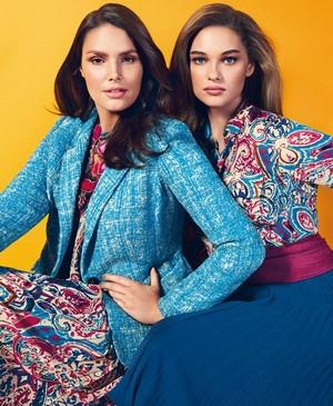 Marina Rinaldi collezione abbigliamento  moda fashion primavera estate 2012-3