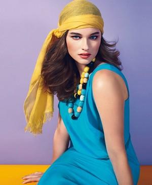 Marina Rinaldi collezione abbigliamento  moda fashion primavera estate 2012-4