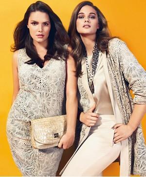 Marina Rinaldi collezione abbigliamento  moda fashion primavera estate 2012