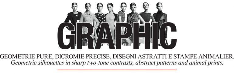 Max  Co moda abbigliamento Graphic primavera estate 2012