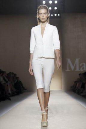 Max Mara abbigliamento ed accessori primavera estate 2012-2