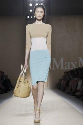 Max Mara abbigliamento ed accessori primavera estate 2012