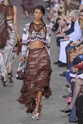 Missoni collezione abbigliamento donna primavera estate 2012-2