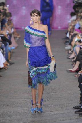 Missoni collezione abbigliamento donna primavera estate 2012