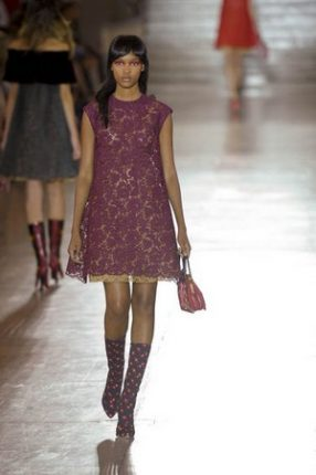 Miu Miu abbigliamento ed accessori primavera estate 2012