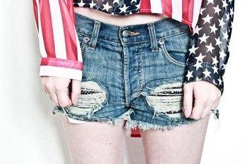 Moda americana Born in the U.S.A
