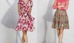 Moschino Cheap e Chic abbigliamento primavera estate