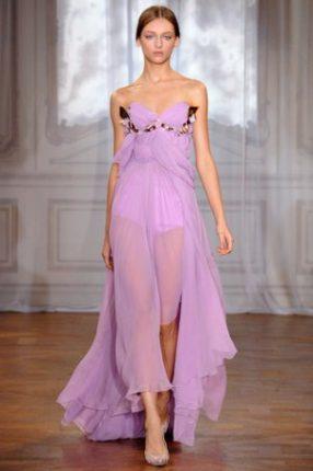 Nina Ricci collezione abbigliamento primavera estate 2012
