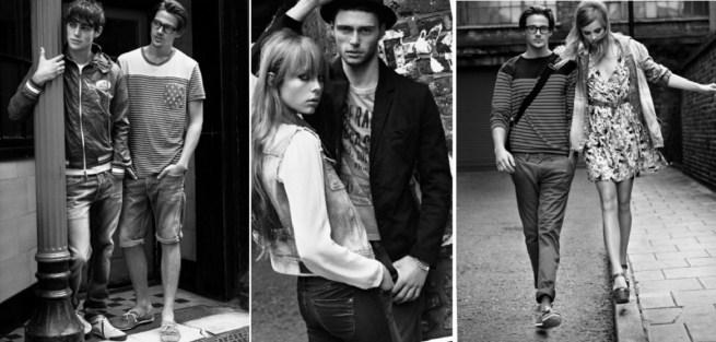 Pepe Jeans abbigliamento moda  uomo primavera estate 2012-2
