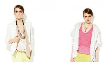 Pinko abbigliamento fluo primavera estate