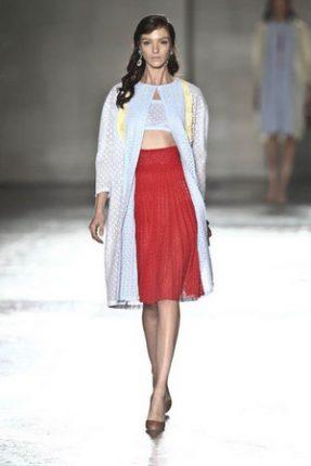 Prada collezione abbigliamento donna primavera estate 2012-3