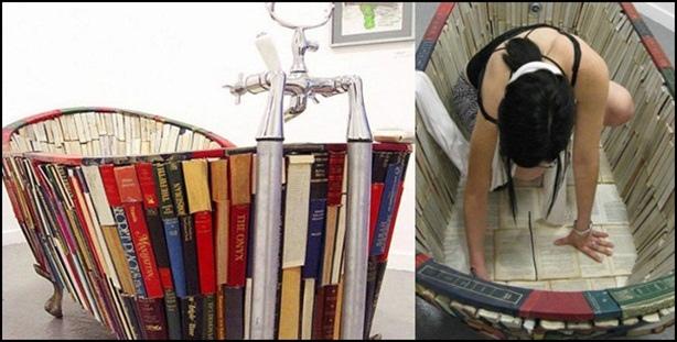 Prendere un bagno di conoscenza con vasca Vanessa Mancini-1
