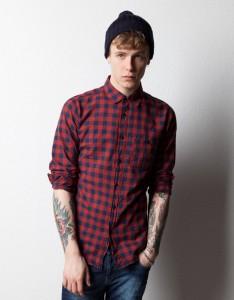 Pull and Bear collezione  camicie moda uomo per primavera estate 2012 -3