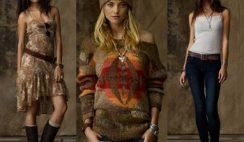 Ralph Lauren abbigliamento denim primavera estate