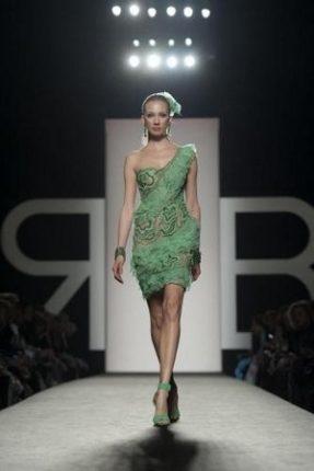 Renato Balestra collezione abbigliamento primavera estate 2012-1