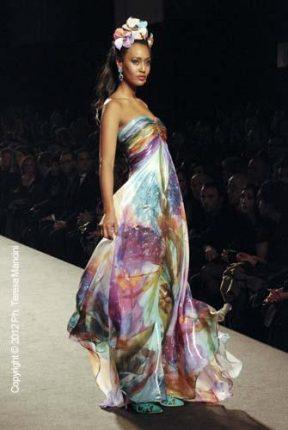 Renato Balestra collezione abbigliamento primavera estate 2012-2