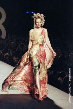 Renato Balestra collezione abbigliamento primavera estate 2012-3
