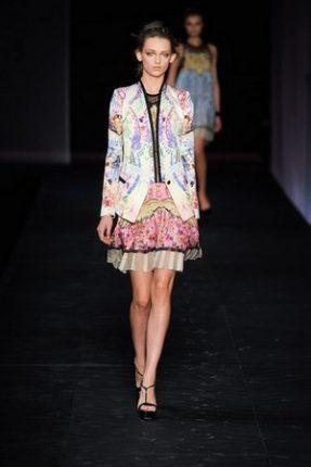 Roberto Cavalli collezione abbigliamento primavera estate 2012-2