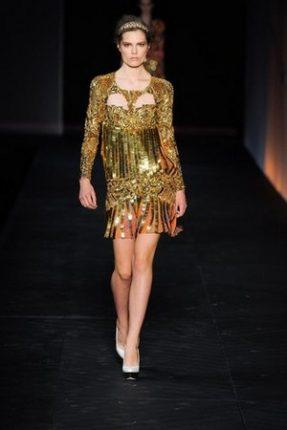 Roberto Cavalli collezione abbigliamento primavera estate 2012-3
