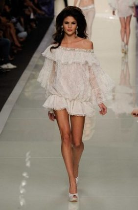 Roccobarocco abbigliamento donna primavera estate 2012-2