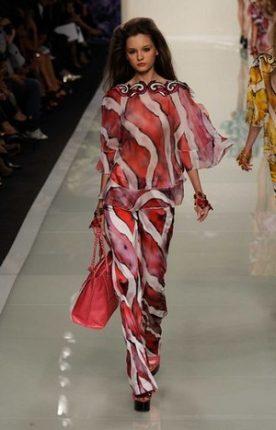 Roccobarocco abbigliamento donna primavera estate 2012-3