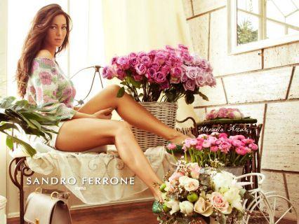 Sandro Ferrone collezione abbigliamento primavera estate 2012-3