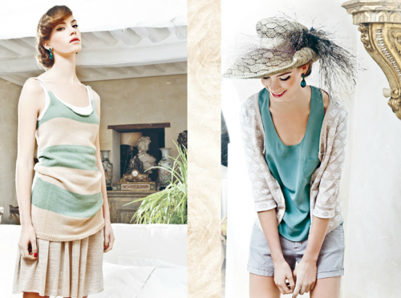 So allure collezione abbigliamento primavera estate 2012-1