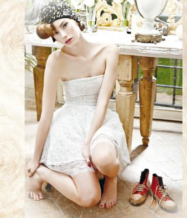 So allure collezione abbigliamento primavera estate 2012-2