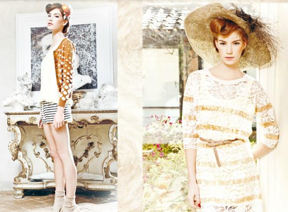 So allure collezione abbigliamento primavera estate 2012