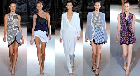 Stella McCartney collezione abbigliamento primavera estate 2012-1