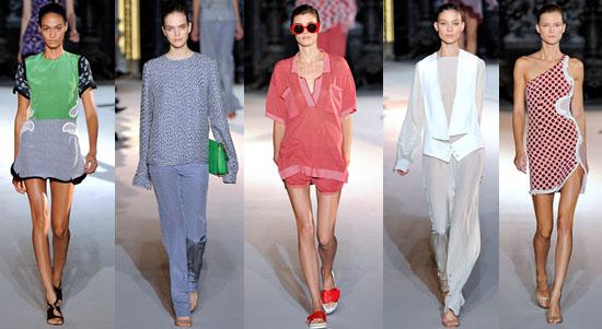 Stella McCartney collezione abbigliamento primavera estate 2012