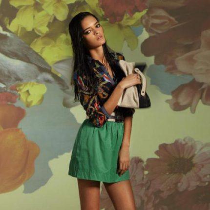 Stradivarius Lookbook abbigliamento primavera estate 2012-2