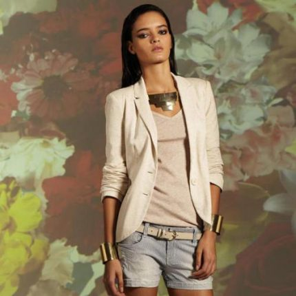 Stradivarius Lookbook abbigliamento primavera estate 2012-3